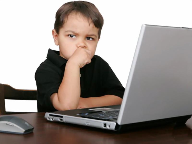 Компьютера с пользой для ребенка