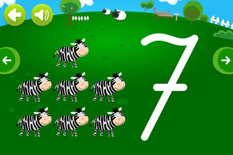 Учим ребенка считать до десяти