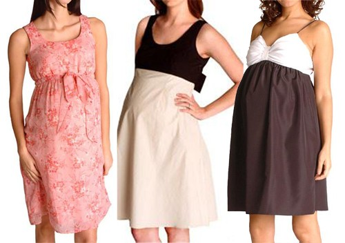 Одежда для беременных принцесс
