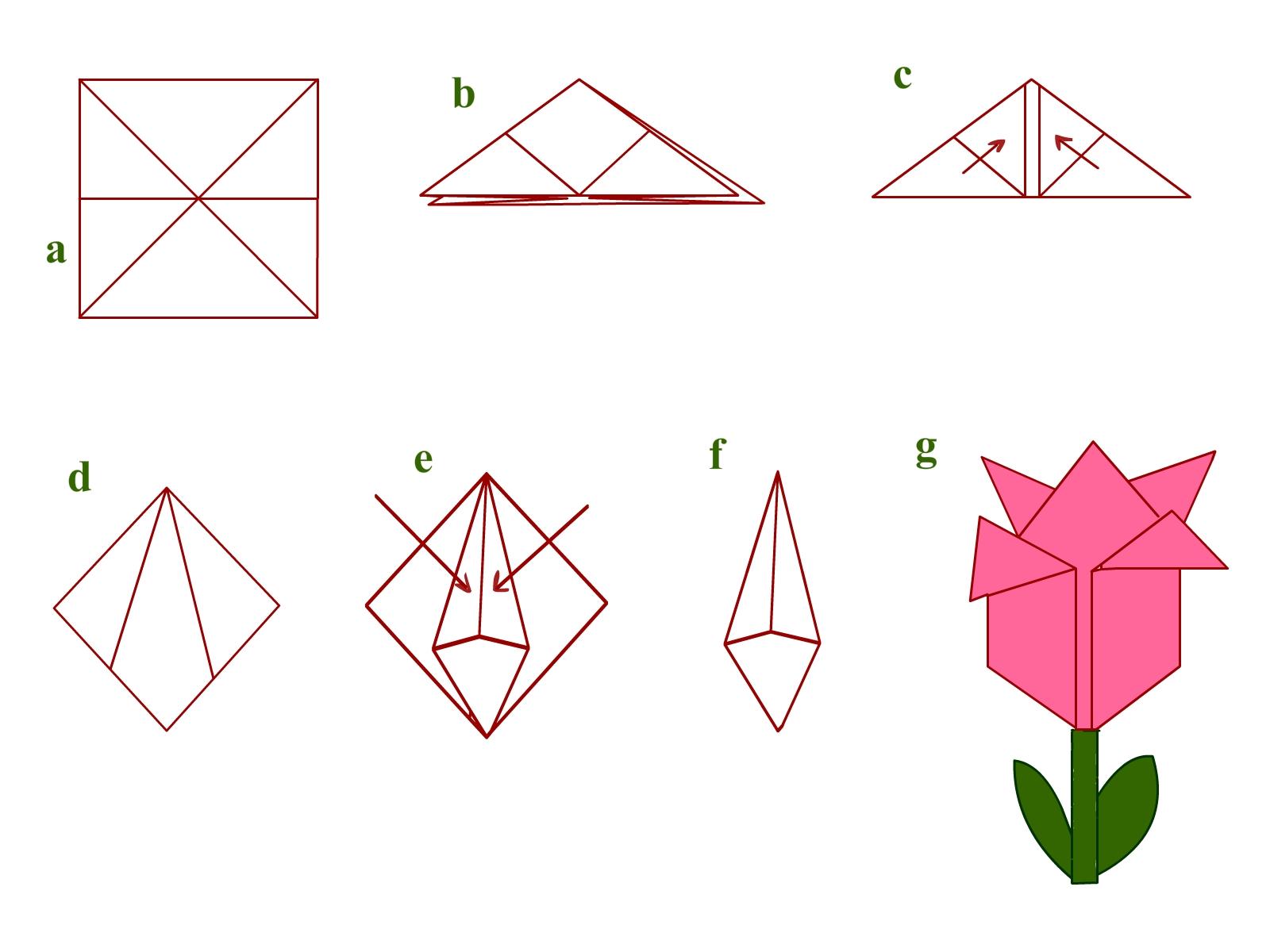 Фото как сделать поделки из бумаги своими
